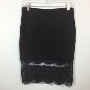 Acevog Lace Skirt